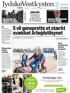 JydskeVestkysten Varde – 08. april 2019