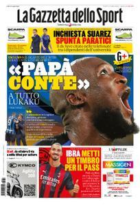 La Gazzetta dello Sport – 24 settembre 2020