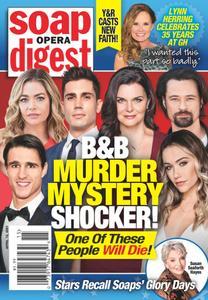 Soap Opera Digest - April 12, 2021