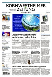 Kornwestheimer Zeitung - 03. August 2019