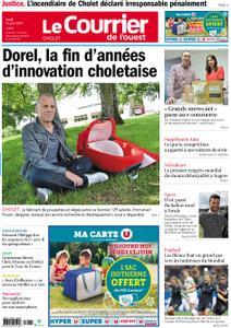 Le Courrier de l'Ouest Cholet – 13 juin 2019