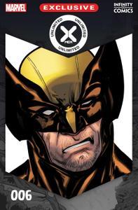 X Men Unlimited Infinity Comic 006 (2021) (Digital Mobile) (Infinity Empire