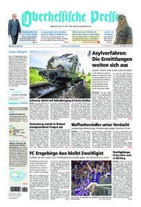 Oberhessische Presse Marburg/Ostkreis - 23. Mai 2018