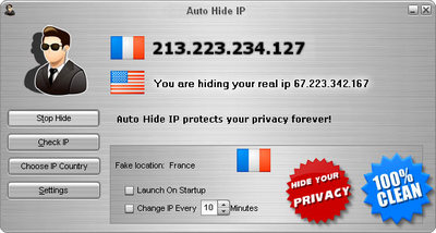 Auto Hide IP v4.6.3.2
