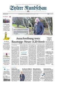 Sylter Rundschau - 20. Dezember 2018
