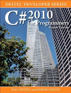 C# 2010 for Programmers, 4 edition (repost)