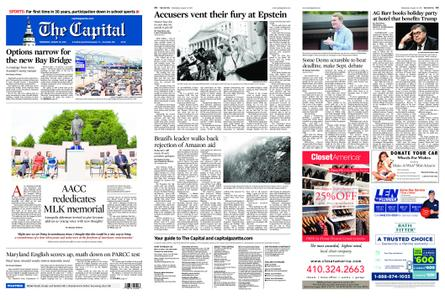 The Capital – August 28, 2019