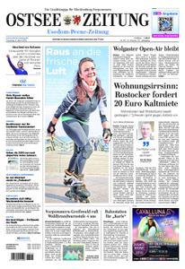 Ostsee Zeitung Wolgast - 09. April 2019