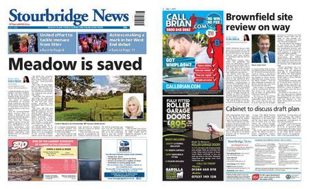 Stourbridge News – July 01, 2021