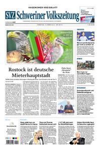 Schweriner Volkszeitung Hagenower Kreisblatt - 19. März 2019