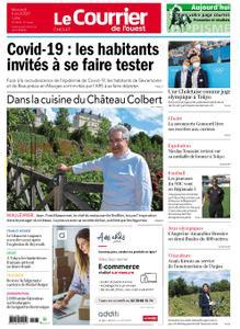 Le Courrier de l'Ouest Cholet – 04 août 2021