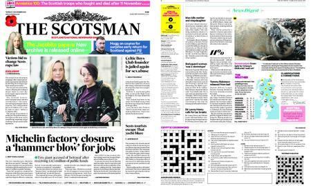 The Scotsman – November 06, 2018