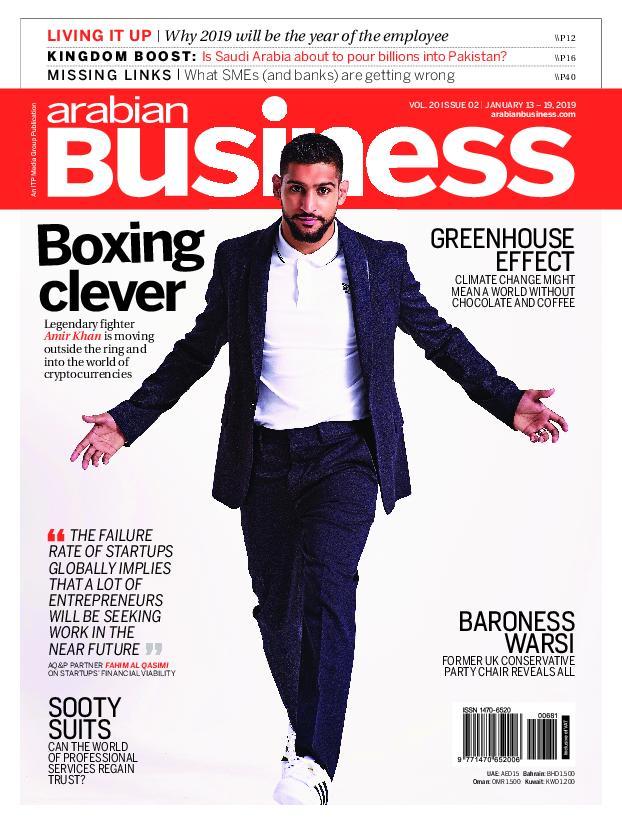Arabian Business – January 13, 2019