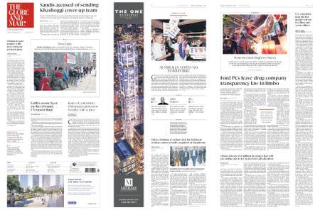 The Globe and Mail – November 06, 2018