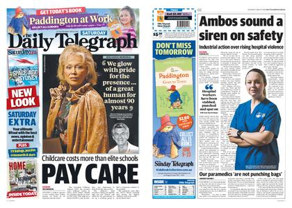 The Daily Telegraph (Sydney) – June 15, 2019