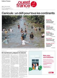 Ouest-France Édition France – 30 mai 2020
