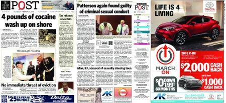 The Guam Daily Post – March 21, 2018