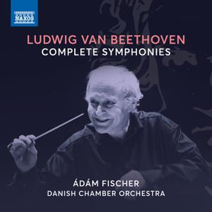 Danish Chamber Orchestra & Ádám Fischer - Beethoven: Complete Symphonies (2019) [Official Digital Download 24/96]
