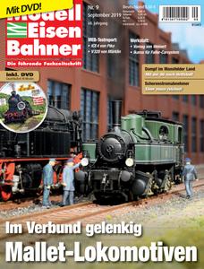 Modelleisenbahner - September 2019