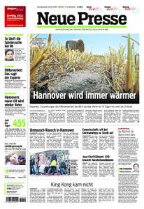 Neue Presse – 28. Dezember 2019