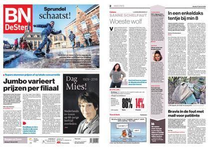 BN DeStem - Bergen op Zoom – 27 februari 2018