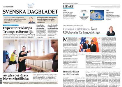 Svenska Dagbladet – 06 augusti 2019
