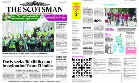 The Scotsman – August 28, 2017