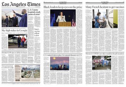 Los Angeles Times – January 05, 2021