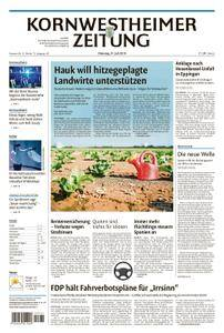 Kornwestheimer Zeitung - 31. Juli 2018