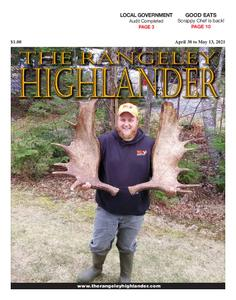 Rangeley Highlander – April 30, 2021