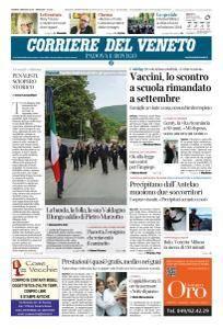 Corriere del Veneto Padova e Rovigo - 3 Maggio 2018