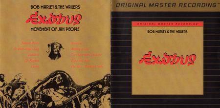 Bob Marley & The Wailers - Exodus (1977) [MFSL, UDCD 628] Re-up