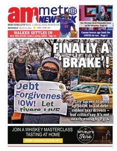 AM New York - March 10, 2021