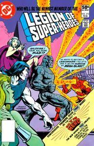 Legion of Super-Heroes 272 hybrid LP