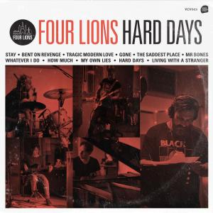 Four Lions - Hard Days (2019)