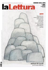 Corriere della Sera La Lettura – 16 giugno 2019