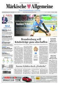Neue Oranienburger Zeitung - 20. Januar 2018
