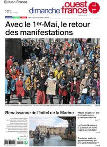 Ouest-France Édition France – 02 mai 2021