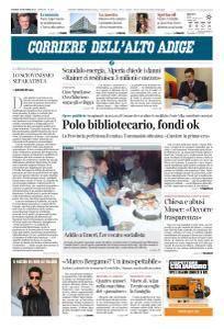 Corriere dell'Alto Adige - 19 Ottobre 2017