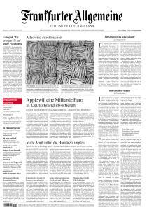 Frankfurter Allgemeine Zeitung - 11 März 2021