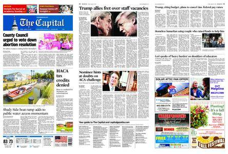 The Capital – August 31, 2018