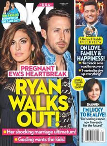 OK! Magazine USA - October 29, 2018