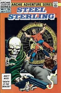 Steel Sterling 007 (Red Circle 1984)