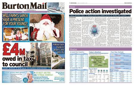 Burton Mail – December 04, 2020