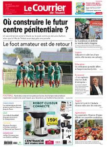 Le Courrier de l'Ouest Angers – 10 septembre 2021