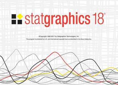 Statgraphics Centurion 18.1.12