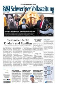 Schweriner Volkszeitung Hagenower Kreisblatt - 02. Juni 2020