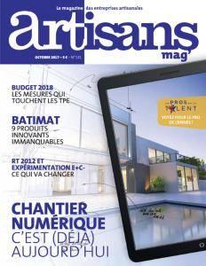 Artisans Mag N.131 - Octobre 2017
