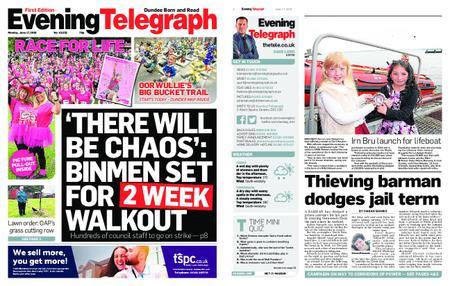 Evening Telegraph First Edition – June 17, 2019
