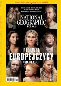 National Geographic Poland - Październik 2019
